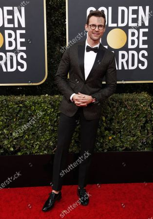 Editorial photo of Arrivals - 77th Golden Globe Awards, Beverly Hills, USA - 05 Jan 2020