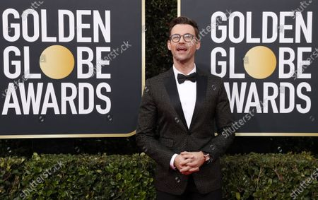 Editorial picture of Arrivals - 77th Golden Globe Awards, Beverly Hills, USA - 05 Jan 2020