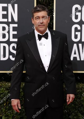 Kyle Chandler arrives for the 77th annual Golden Globe Awards ceremony at the Beverly Hilton Hotel, in Beverly Hills, California, USA, 05 January 2020.