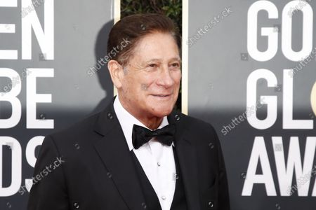Stock Picture of Nicholas Perricone arrives for the 77th annual Golden Globe Awards ceremony at the Beverly Hilton Hotel, in Beverly Hills, California, USA, 05 January 2020.