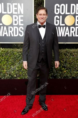 Stock Photo of Nicholas Perricone arrives for the 77th annual Golden Globe Awards ceremony at the Beverly Hilton Hotel, in Beverly Hills, California, USA, 05 January 2020.