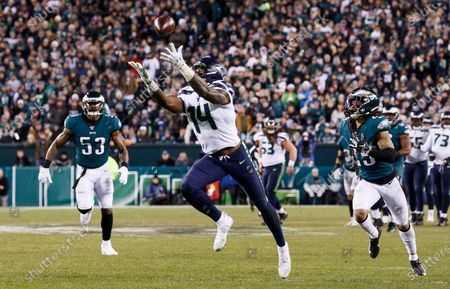 Editorial image of NFL Playoffs NFC Wild Card game Seattle Seahawks at Philadelphia Eages, USA - 05 Jan 2020