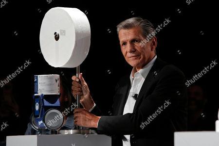 Editorial image of Gadget Show Procter & Gamble, Las Vegas, USA - 05 Jan 2020