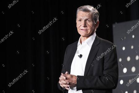 Editorial photo of Consumer Electronics Show in Las Vegas, USA - 05 Jan 2020