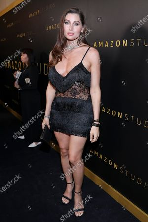 Stock Photo of Trace Lysette attends the Amazon Prime Video Golden Globe Awards Post Show Celebration