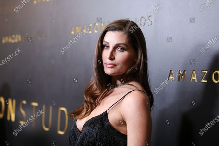 Stock Image of Trace Lysette attends the Amazon Prime Video Golden Globe Awards Post Show Celebration