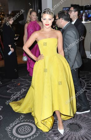 Editorial image of 77th Annual Golden Globe Awards - Audience, Beverly Hills, USA - 05 Jan 2020