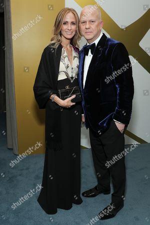 Dana Walden and Ryan Murphy