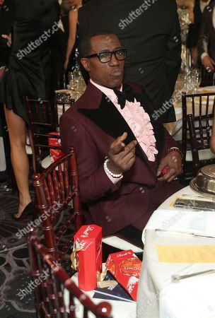 Wesley Snipes at the 77th annual Golden Globe Awards at the Beverly Hilton Hotel, in Beverly Hills, Calif