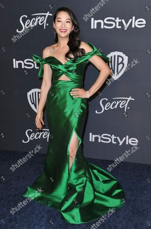 Editorial photo of 77th Annual Golden Globe Awards - InStyle and Warner Bros. Afterparty, Beverly Hills, USA - 05 Jan 2020