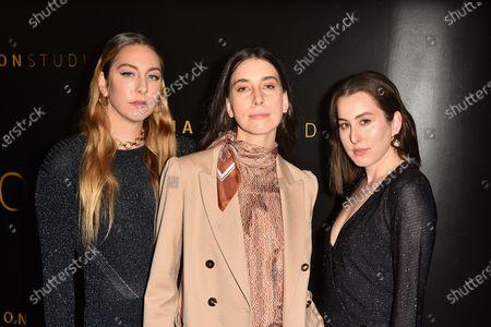Stock Image of Haim - Este Haim, Danielle Haim, Alana Haim