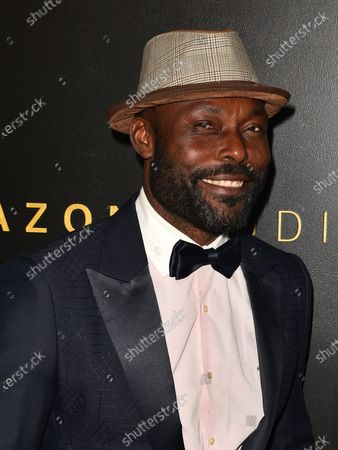Editorial picture of Amazon Golden Globes After Party, Arrivals, Los Angeles, USA - 05 Jan 2020