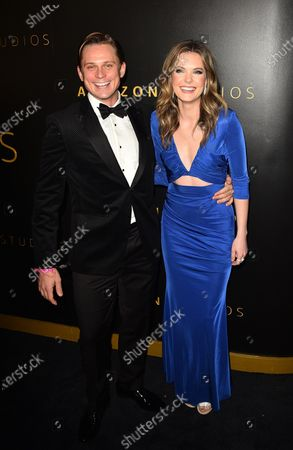 Billy Magnussen and Meghann Fahy