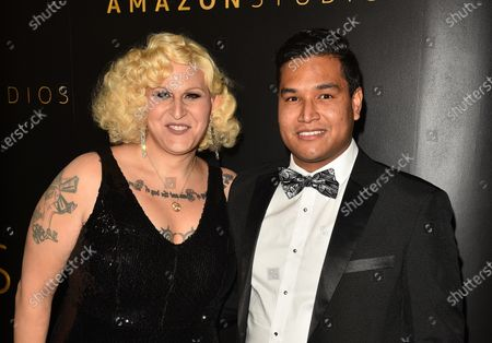 Shakina Nayfack and Daniel Bracamlntes