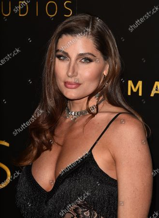 Editorial image of Amazon Golden Globes After Party, Arrivals, Los Angeles, USA - 05 Jan 2020
