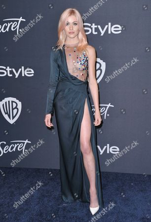 Editorial image of 77th Annual Golden Globe Awards - InStyle and Warner Bros. Afterparty, Beverly Hills, USA - 05 Jan 2020