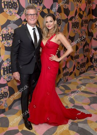 Kevin Reilly, Goloka Bolte. Kevin Reilly, left, and Goloka Bolte arrive at the HBO Golden Globes afterparty at the Beverly Hilton Hotel, in Beverly Hills, Calif