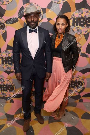 Jimmy Jean-Louis, Evelyn Jean-Louis. Jimmy Jean-Louis, left, and Evelyn Jean-Louis arrive at the HBO Golden Globes afterparty at the Beverly Hilton Hotel, in Beverly Hills, Calif
