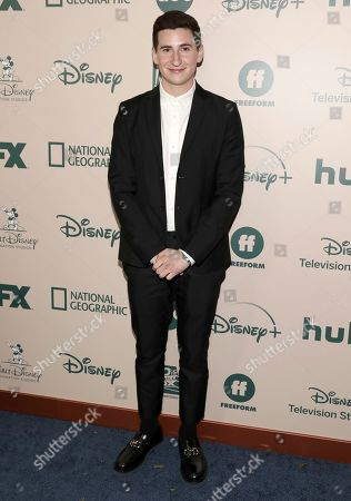 Editorial photo of 77th Annual Golden Globe Awards - FX and Disney Afterparty, Beverly Hills, USA - 05 Jan 2020