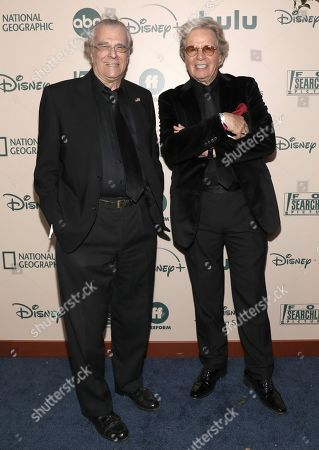Tom Hallick, Jack Kelly. Tom Hallick, left, and Jack Kelly arrive at the FX and Disney Golden Globes afterparty at the Beverly Hilton Hotel, in Beverly Hills, Calif