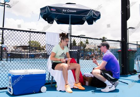 Editorial photo of Brisbane International Tennis Tournament, Australia  - 06 Jan 2020