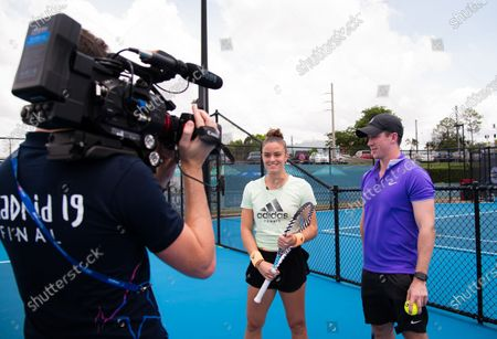 Editorial picture of Brisbane International Tennis Tournament, Australia  - 06 Jan 2020