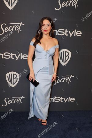 Editorial picture of InStyle/Warner Bros. Pictures Golden Globes Party, Los Angeles, USA - 05 Jan 2020