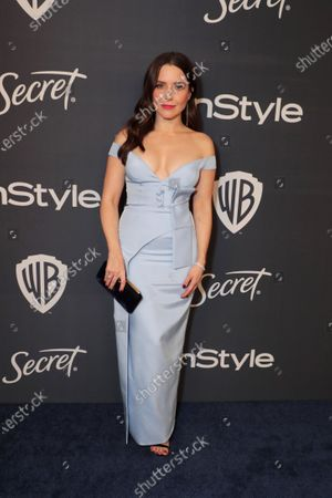 Editorial image of InStyle/Warner Bros. Pictures Golden Globes Party, Los Angeles, USA - 05 Jan 2020