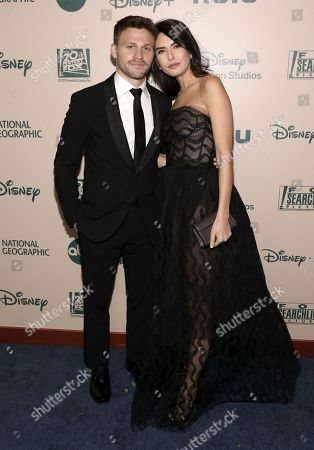 Editorial image of 77th Annual Golden Globe Awards - FX and Disney Afterparty, Beverly Hills, USA - 05 Jan 2020