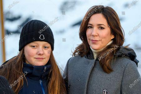 Princess Josephine, Crown Princess Mary