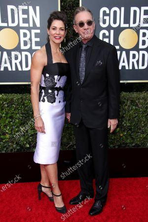 Editorial photo of 77th Annual Golden Globe Awards, Arrivals, Los Angeles, USA - 05 Jan 2020