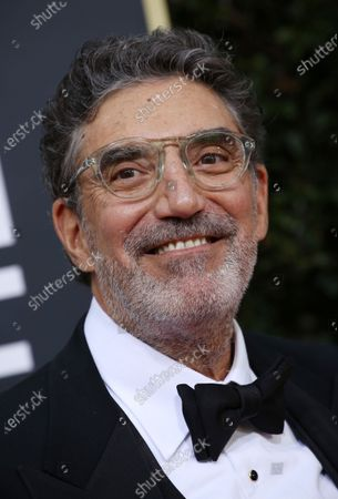 Stock Image of Chuck Lorre