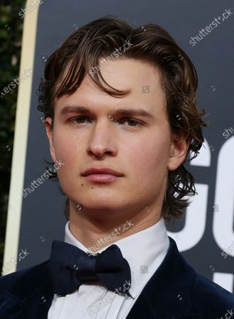 Stock Picture of Ansel Elgort