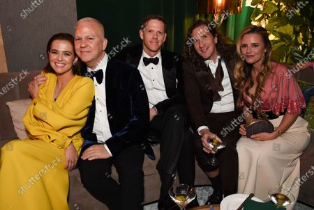 Editorial photo of Disney Golden Globes After Party, Inside, Los Angeles, USA - 05 Jan 2020