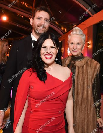 Editorial image of Disney Golden Globes After Party, Inside, Los Angeles, USA - 05 Jan 2020