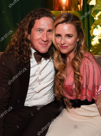 Stock Image of Ian Brennan, Trilby Glover