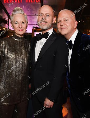 Editorial picture of Disney Golden Globes After Party, Inside, Los Angeles, USA - 05 Jan 2020