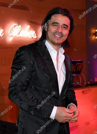 Stock Picture of Antonio Jaramillo