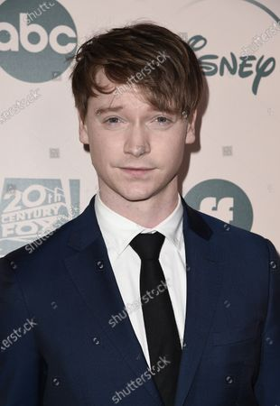 Stock Photo of Calum Worthy