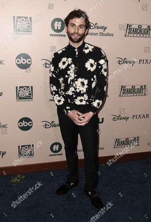 Editorial photo of Disney Golden Globes After Party, Arrivals, Los Angeles, USA - 05 Jan 2020
