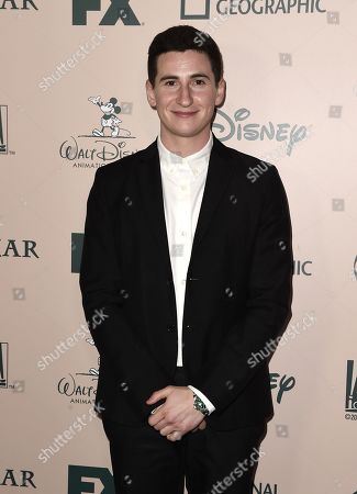 Editorial picture of Disney Golden Globes After Party, Arrivals, Los Angeles, USA - 05 Jan 2020