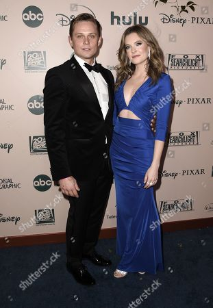 Editorial image of Disney Golden Globes After Party, Arrivals, Los Angeles, USA - 05 Jan 2020