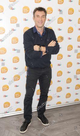Editorial photo of 'Good Morning Britain' TV show, London, UK - 06 Jan 2020