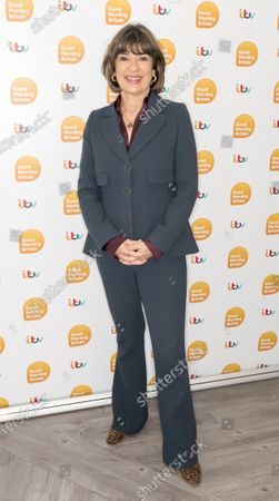 Editorial picture of 'Good Morning Britain' TV show, London, UK - 06 Jan 2020