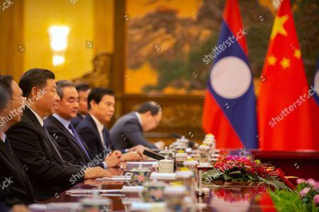 Editorial photo of Laos pool 3 7/7, Beijing, China - 06 Jan 2020