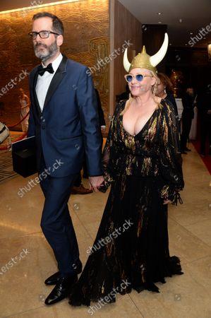 Patricia Arquette and boyfriend Eric White