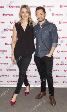 Hannah Graf and Jake Graf