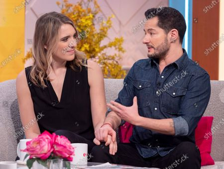 Editorial picture of 'Lorraine' TV show, London, UK - 06 Jan 2020