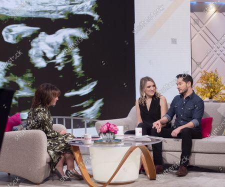Editorial photo of 'Lorraine' TV show, London, UK - 06 Jan 2020