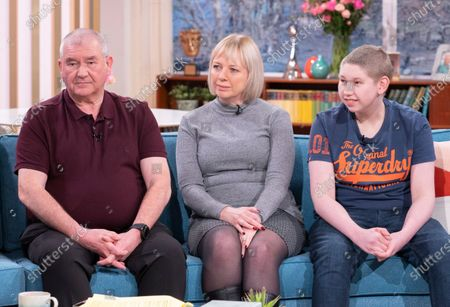 Editorial picture of 'This Morning' TV show, London, UK - 06 Jan 2020